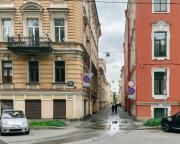 Самая узкая улица Петербурга - неприметное настоящее и жуткое прошлое