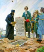 Почему Петр I не назначил Санкт-Петербург столицей